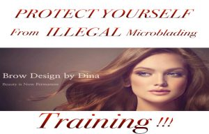 Protect yourself from illegal training